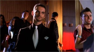 Theo on Chuck season 1