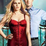 Anna Paquin & Christopher Meloni in True Blood - TV Guide May 2012