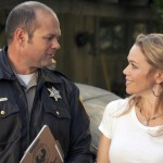 True Blood Season 5 - Chris Bauer and Lauren Bowles