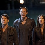 True Blood Season 5 - Stephen Moyer, Alexander Skarsgard, Lucy Griffiths