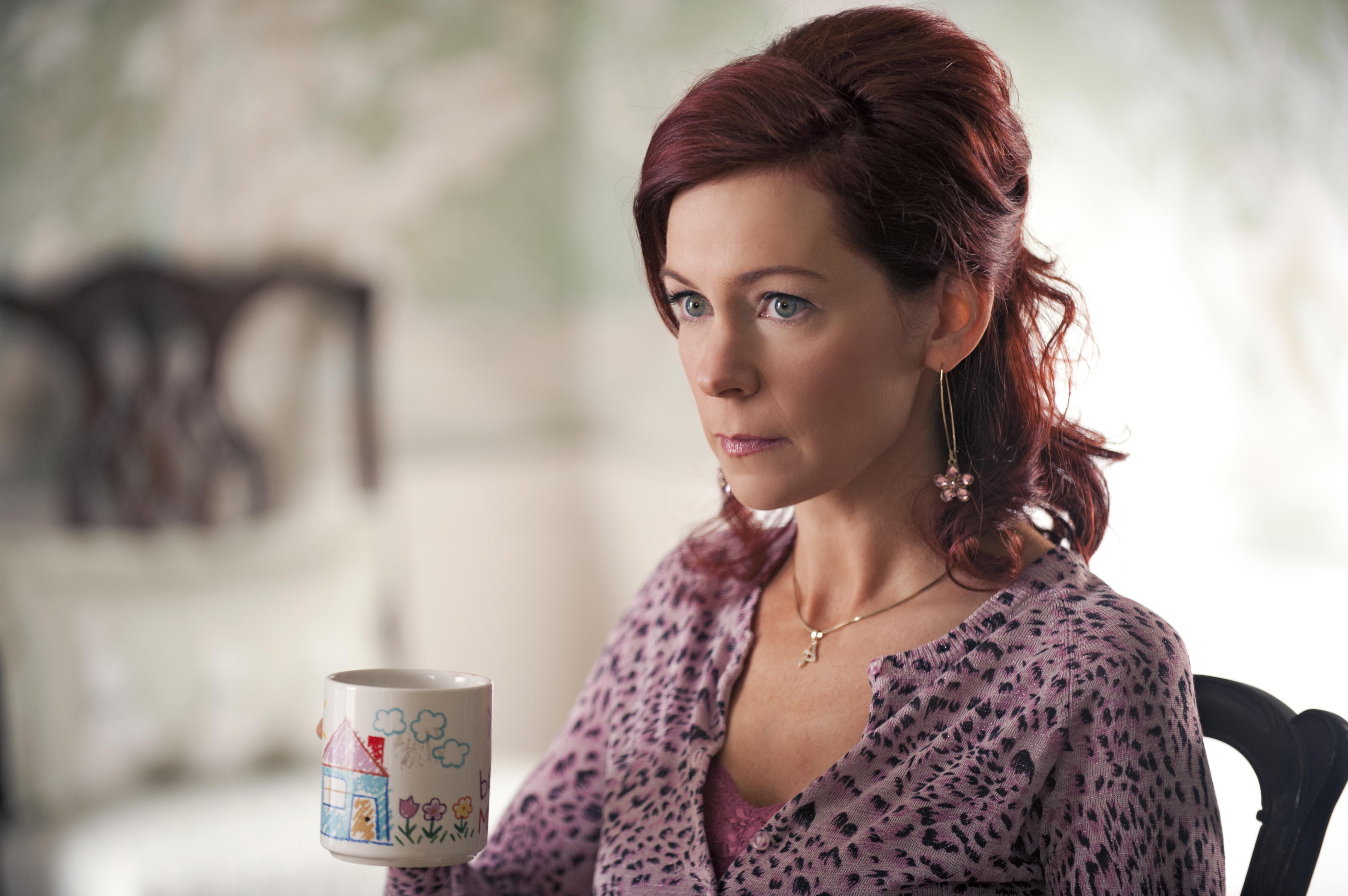 Carrie Preston Takes Ews Personality Test Passes With Flying