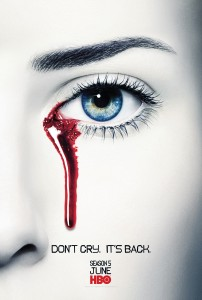 True Blood official Season 5 teaser poster