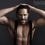 Joe Manganiello for Magic Mike in EW
