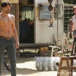 "True Blood - ""Sunset"" Cast: Joe Manganiello, Robert Patrick Credit: John P. Johnson/HBO"