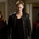 Lucy Griffiths, Alexander Skarsgard, and Rutina Wesley