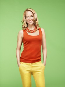 Anna Camp as Gwen in the new comedy THE MINDY PROJECT premiering tonight on FOX.