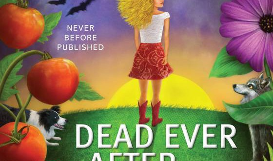 Charlaine Harris Talks About Fan Reactions to DEAD EVER AFTER