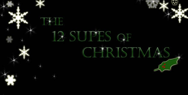 The 12 Supes of Christmas