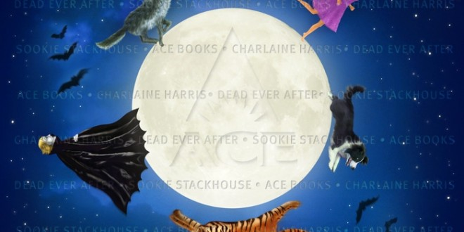 Endpaper Illustration Released for DEAD EVER AFTER