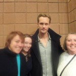 Alexander Skarsgard, Dee and friends Sundance 2013