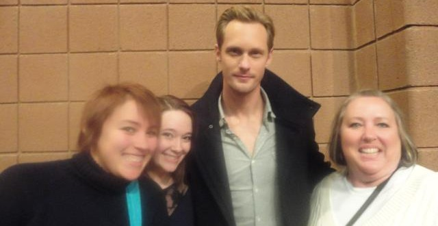 MISSION SKARSGARD: Fan Encounter at Sundance Film Festival