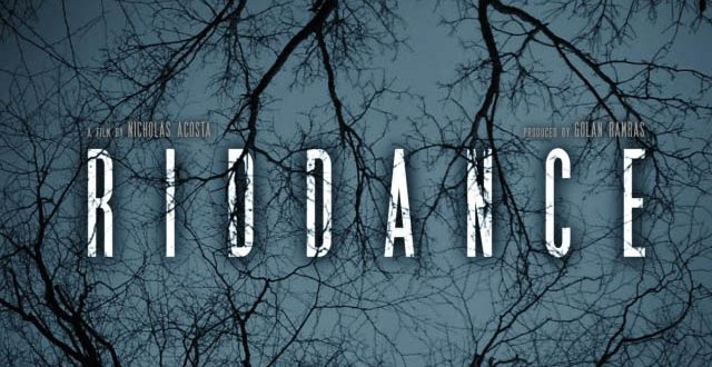 VIDEO: Trailer for New Jim Parrack Film, &#8220;Riddance&#8221;