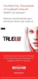 True Blood Watchathon