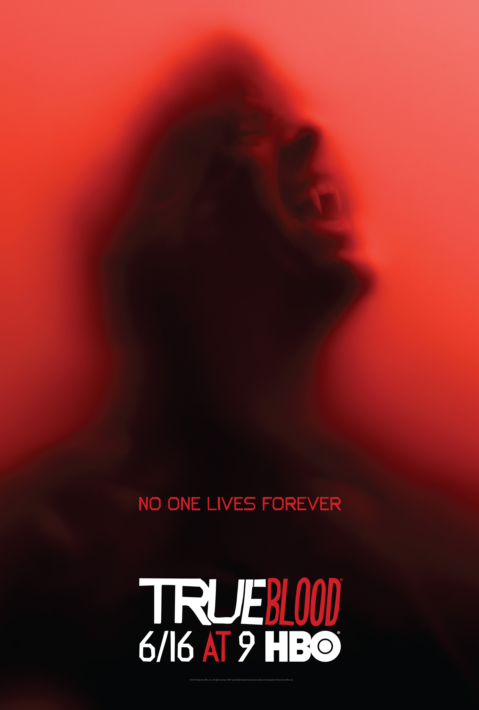 True Blood season 6 key art