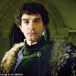 James Frain Plays Bad Again in BBC's THE WHITE QUEEN