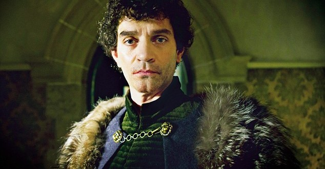 Fox Home: James Frain and The White Queen