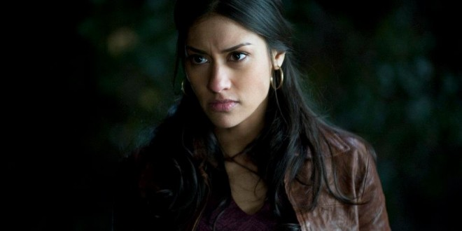 Janina Gavankar Heads to THE VAMPIRE DIARIES