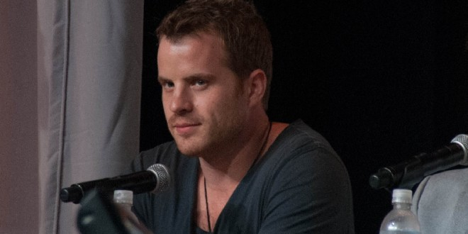 "Robert Kazinsky says True Blood finale is ""the most action-packed episode of the season."""