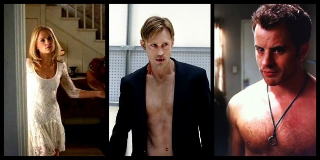 True Blood Fashion Q&A: Sookie's Lace Dress, Eric's Suit, Warlow's Necklace