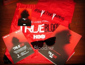 Enter to win the True Blood 2013 swag bag from True-Blood.net