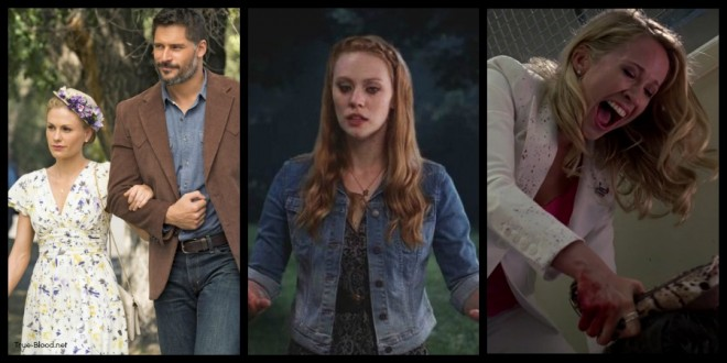 True Blood Fashion: Sookie's Sunday Best, Jessica's Jacket, Sarah's Murderous Whites