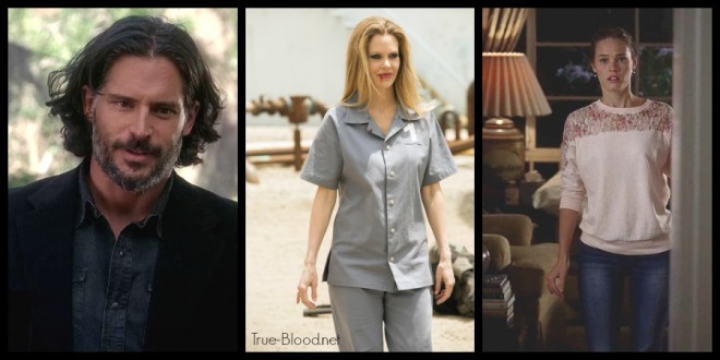 True Blood Fashion: Alcide's Sunday Best, Vamp Camp Uniforms, Adilyn's Sweatshirt