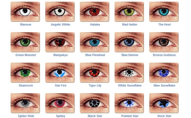 True Blood Halloween: Special Effects Contact Lenses | True-Blood ...