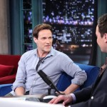 PHOTOS: Stephen Moyer on The Late Show With Jimmy Fallon