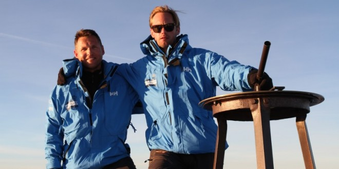 PHOTOS: Checking in with Alexander Skarsgard in Antarctica