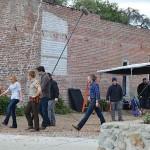 True Blood season 7 episode 2 set photos - Chris Bauer, Anna Paquin, Ryan Kwanten, Joe Manganiello, Sam Trammell