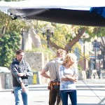 True Blood season 7 episode 2 set photos - Ryan Kwanten, Anna Paquin