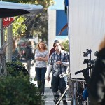True Blood season 7 episode 2 set photos - Anna Paquin