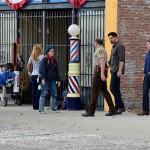 True Blood season 7 episode 2 set photos - Ryan Kwanten, Anna Paquin