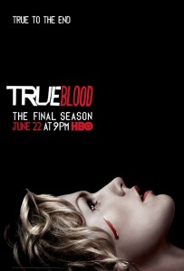 True Blood Season 7 key art