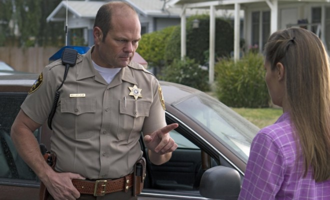 """Chris Bauer and Bailey Noble - True Blood episode 7.02, """"I Found You"""""""