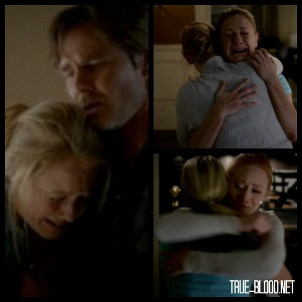 Sookie crying True Blood season 7