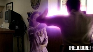 Adilyn's faery fire ball True Blood season 7
