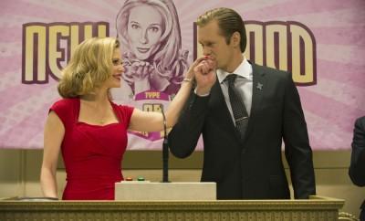"""Kristin Bauer van Straten and Alexander Skarsgard - True Blood series finale """"Thank You"""""""