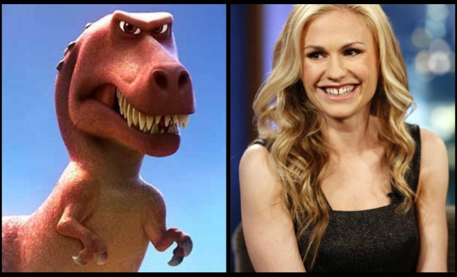 anna paquin s the good dinosaur in theaters now true blood net